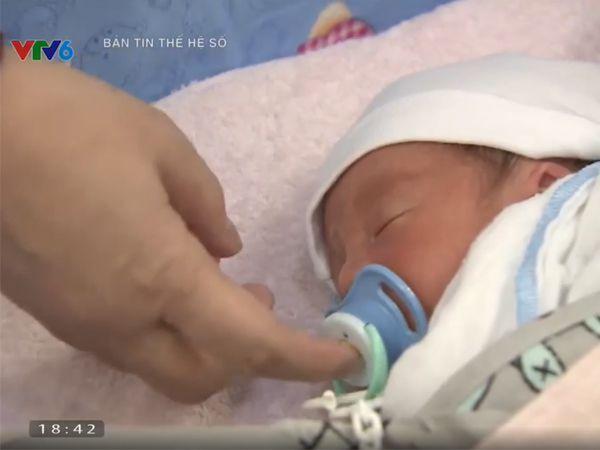 chăm sóc mẹ và bé theo giờ Hà Nội