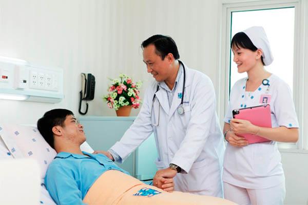 Dịch vụ chăm sóc bệnh nhân tết nguyên đán