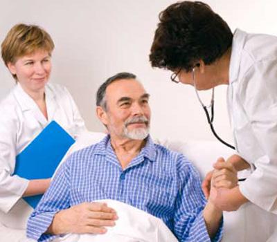Chăm sóc bệnh nhân dịp tết
